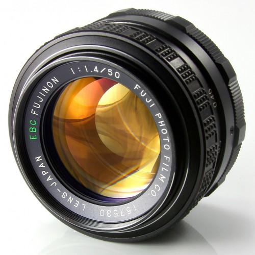 Fujinon 50mm F1.4