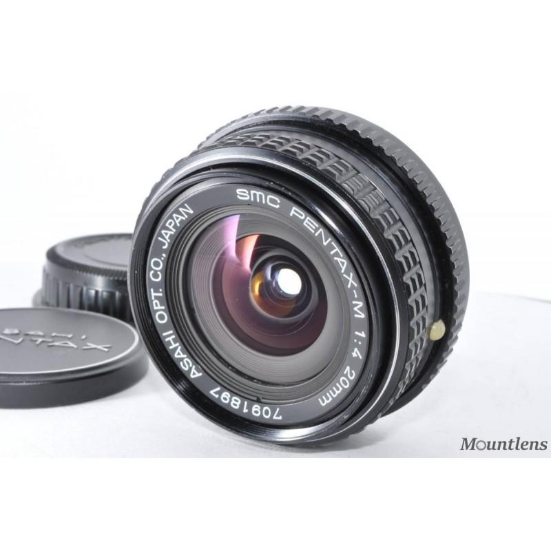 SMC Pentax-M 20mm F4
