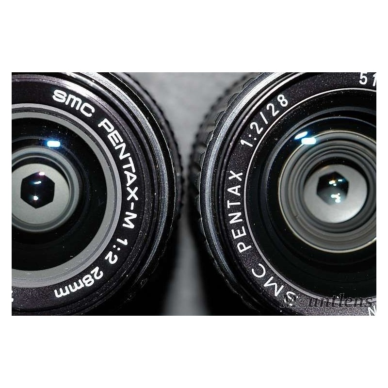 SMC Pentax-M 28mm F2