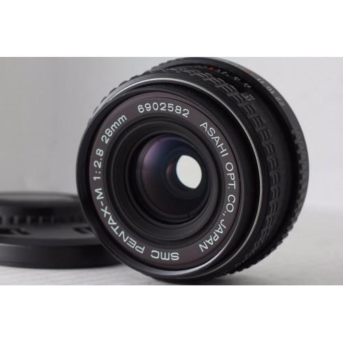 SMC Pentax-M 28mm F2.8
