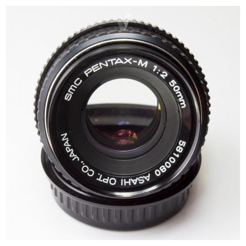 SMC Pentax-M 50mm F2