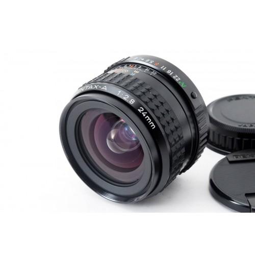 SMC Pentax-A 24mm F2.8