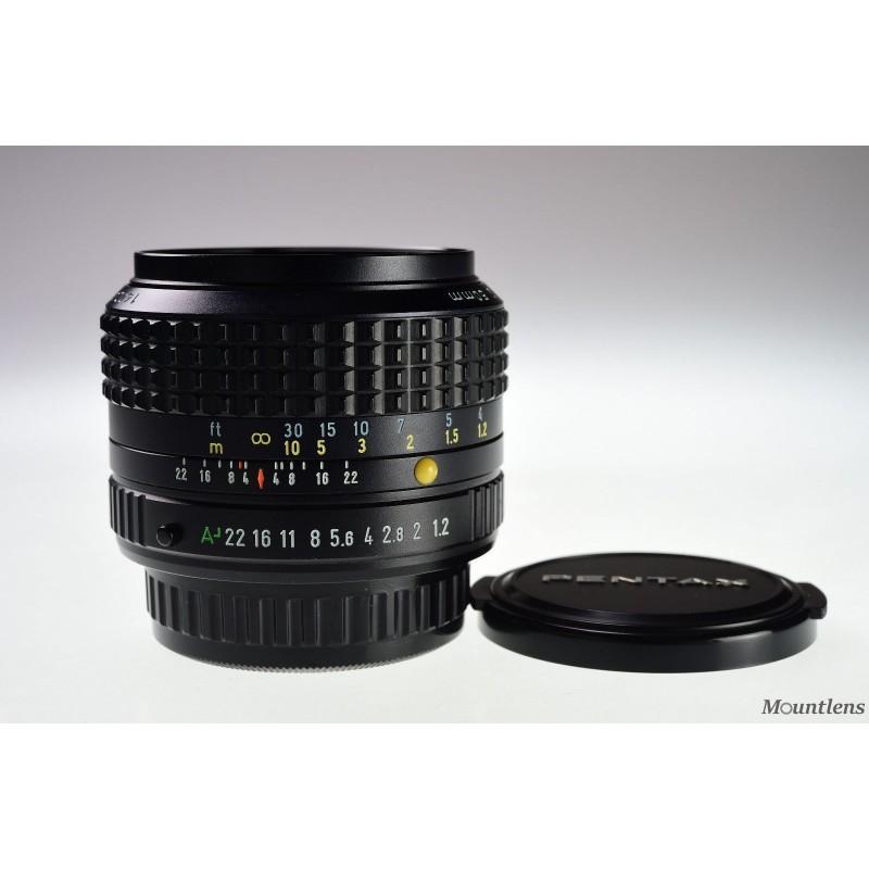 SMC Pentax-A 50mm F1.2