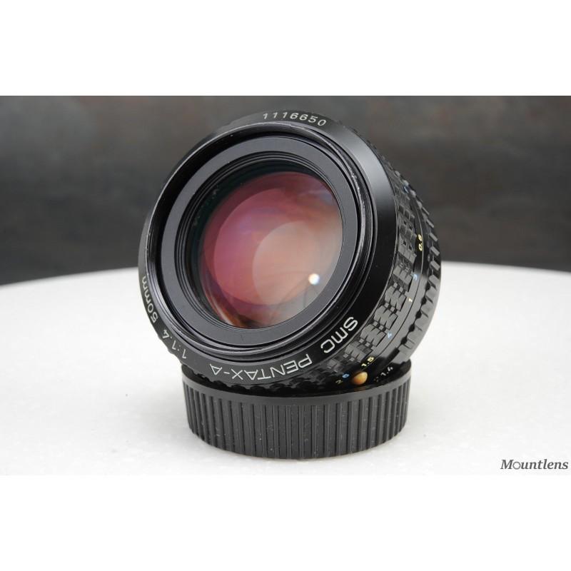 SMC Pentax-A 50mm F1.4