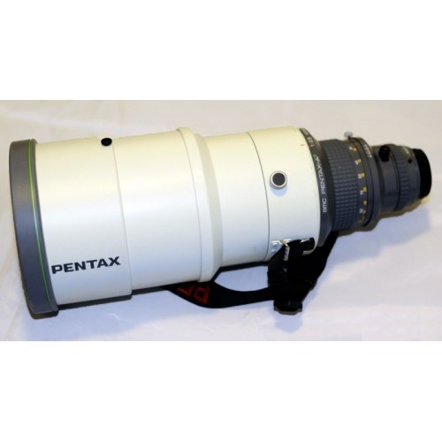 SMC Pentax-A* 400mm F2.8 ED [IF]