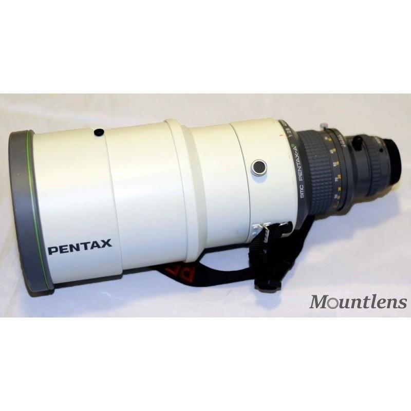 SMC Pentax-A* 400mm F2.8 ED [IF]