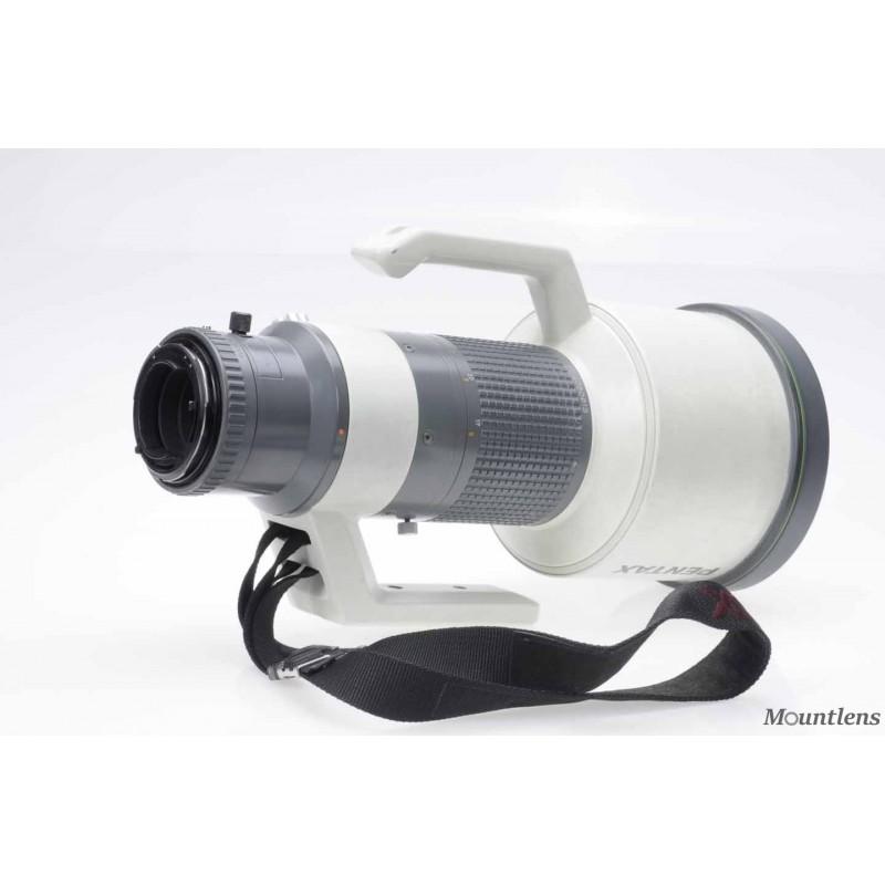 SMC Pentax-A 600mm F5.6 ED [IF]