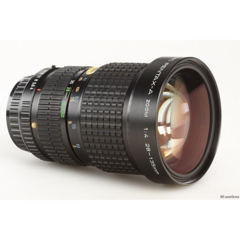 SMC Pentax-A 28-135mm F4