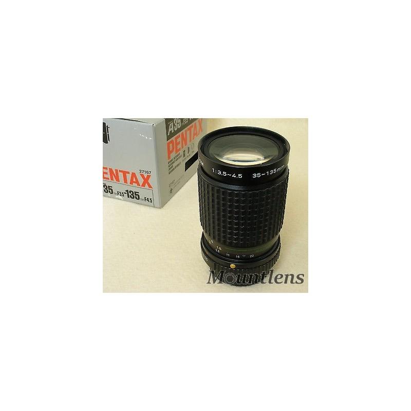 SMC Pentax-A 35-135mm F3.5-4.5