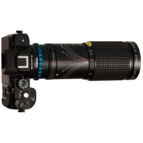 SMC Pentax-A 35-210mm F3.5-4.5