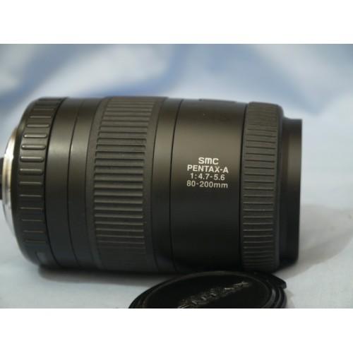 SMC Pentax-A 80-200mm F4.7-5.6
