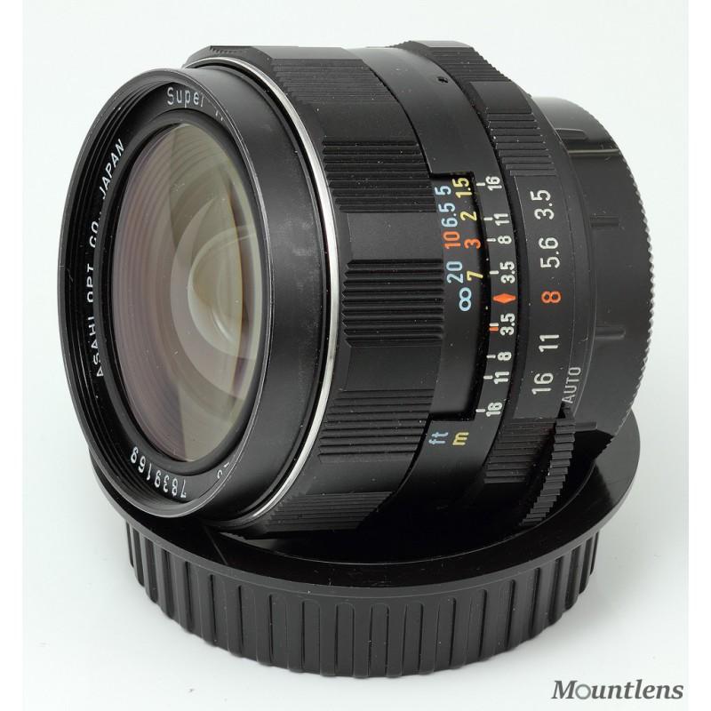 SMC Takumar F3.5 28mm