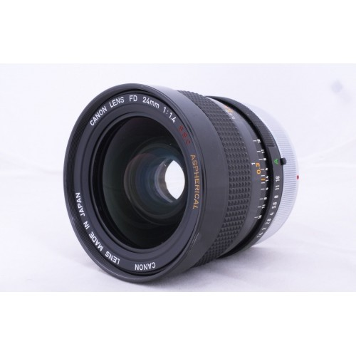 Canon FD 24mm F1.4 SSC Aspherical