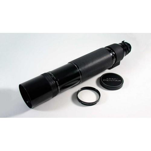 SMC Takumar Zoom 135-600mm F6.7