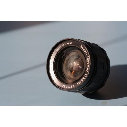 SMC Takumar 24mm F3.5