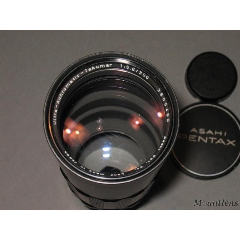 Ultra Achromatic Takumar 300mm F56