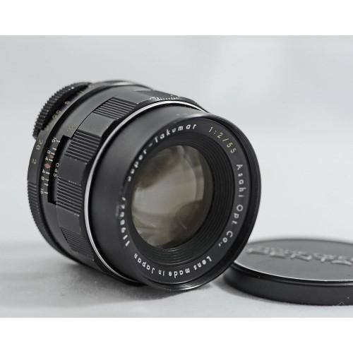 SMC Takumar 55mm F2