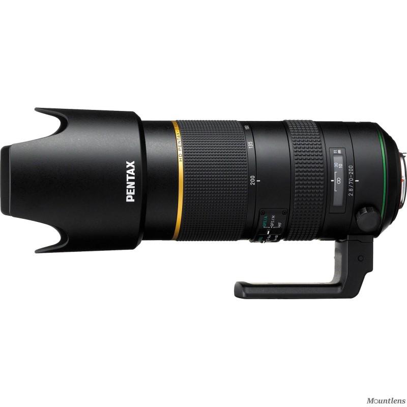 HD Pentax-D FA* 70-200mm F2.8 ED DC AW