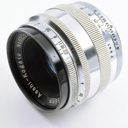 Takumar 58mm F2.4