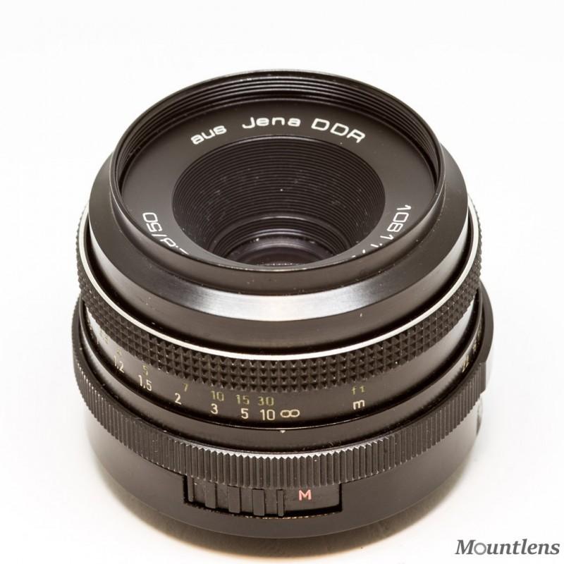 Aus Jena DDR 50mm F2.8