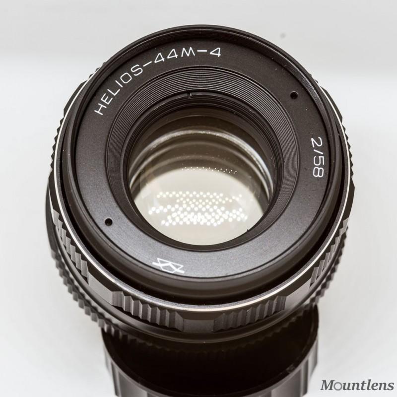 Helios 44M-5 F2 58mm