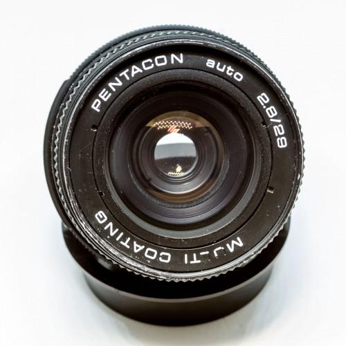 Pentacon Multi Coating F2.8 29mm