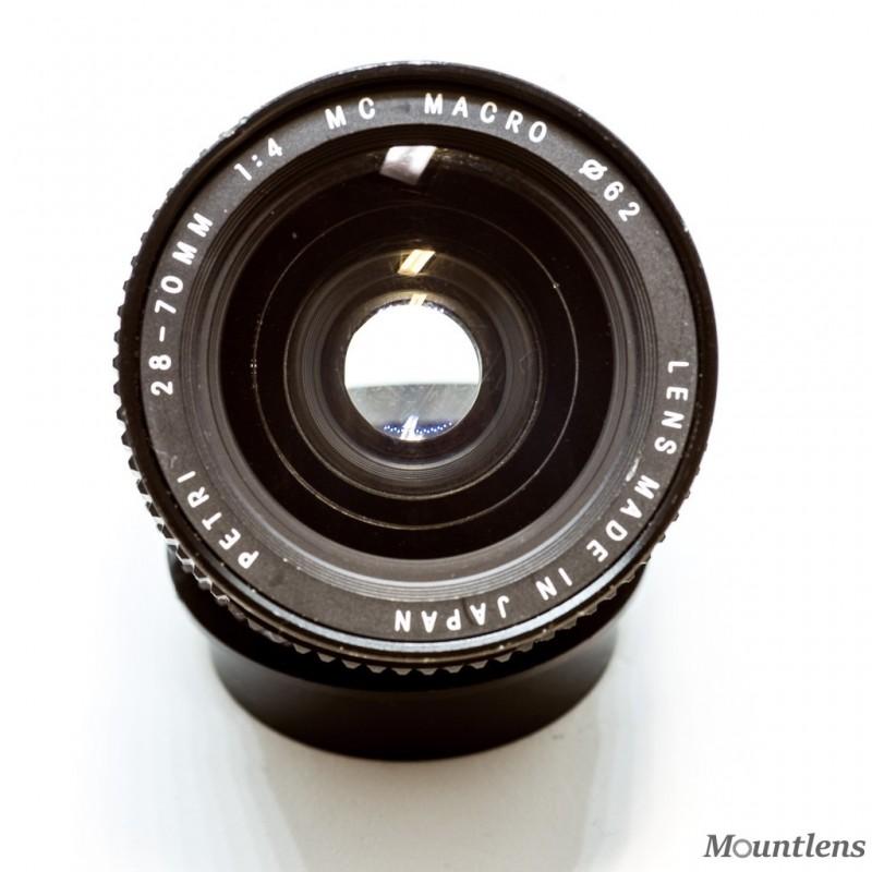 Petri 28-70mm F4 MACRO