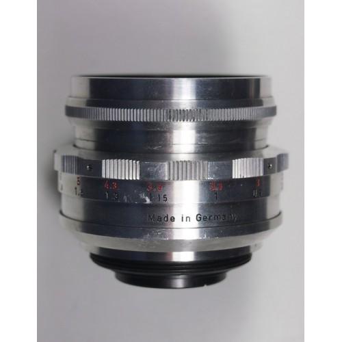 Meyer-Optik Görlitz Primoplan F1.9 58mm