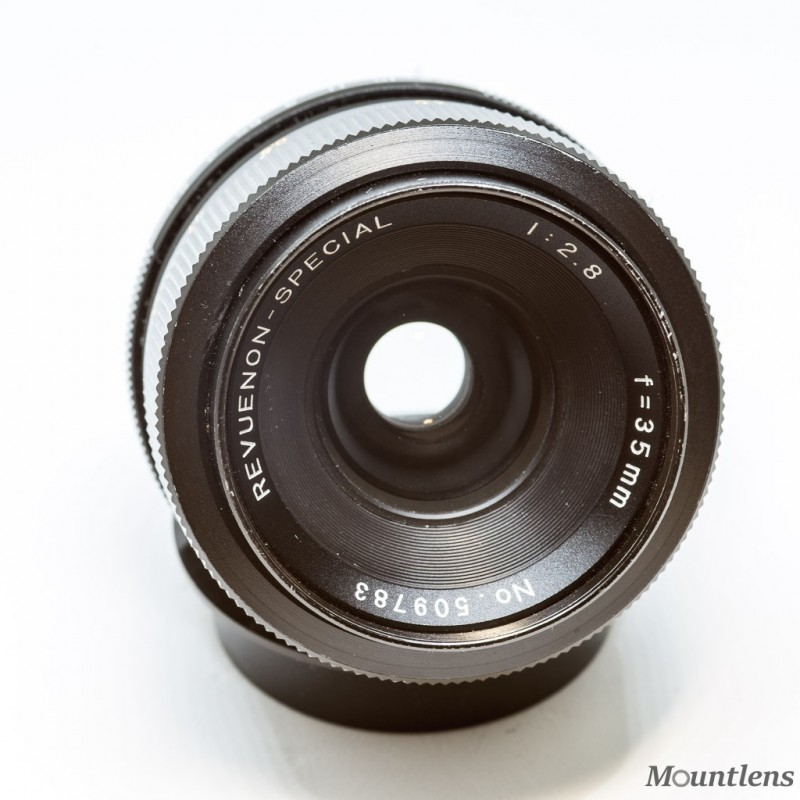 Revuenon 35mm F2.8