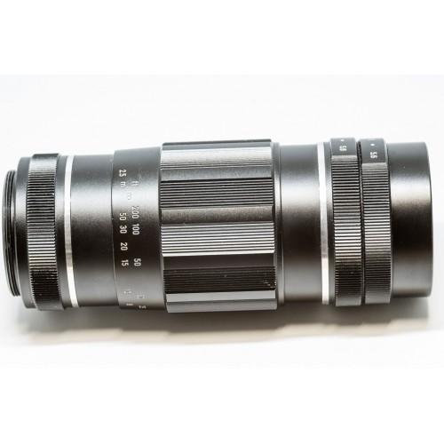 Tele-Takumar F5.6 200mm