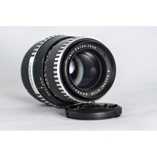 Carl Zeiss Jena Sonnar F4 135mm