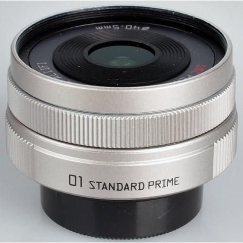 Pentax 01 Standard Prime F1.9 8.5mm AL