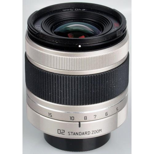 Pentax 02 Standard Zoom 5-15mm F2.8-4.5