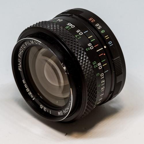 Fujinon SW EBC 28mm F3.5