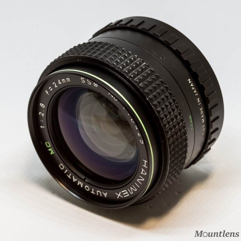 Hanimex 24mm F2.8