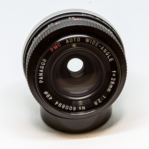 Panagor PMC F2.8 28mm