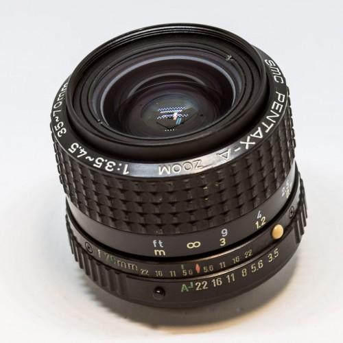 SMC Pentax-A 35-70mm F3.5-4.5