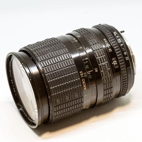 Sigma 28-80mm F3.5-4.5