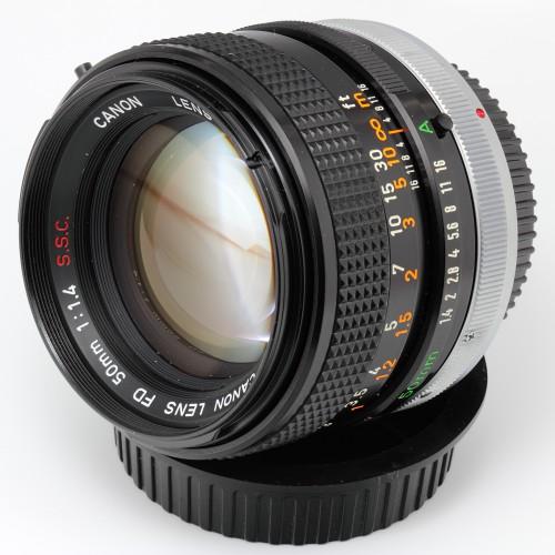 Canon FD 50mm F1.4