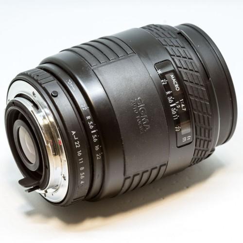 Sigma 70-210mm F4-5.6