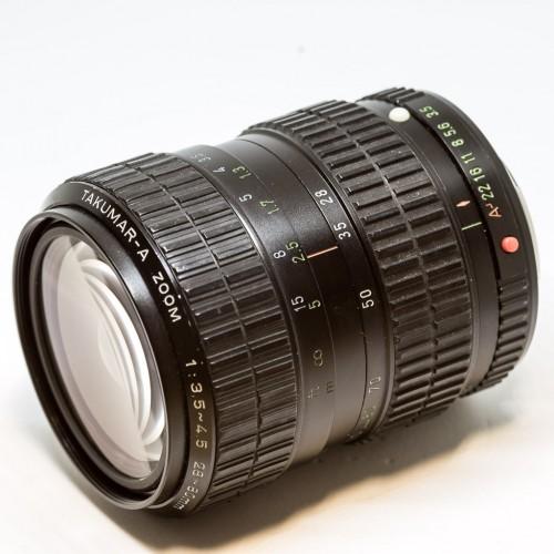 Takumar-A Zoom 28-80mm F3.5-4.5