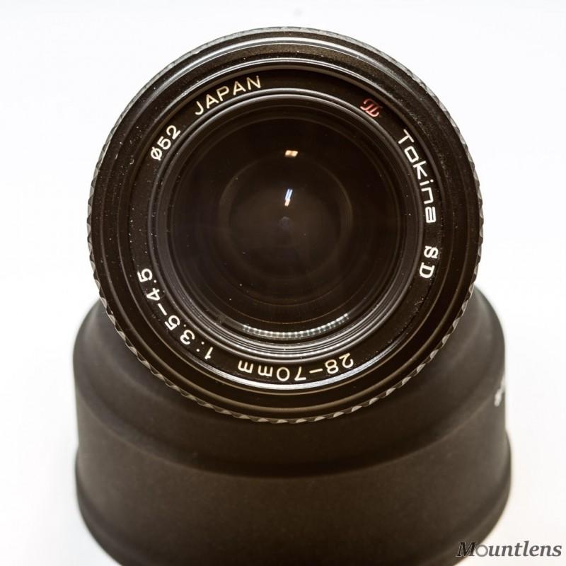 Tokina SD 28-70mm F3.5-4.5