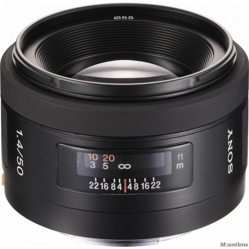 Sony 50mm F1.4