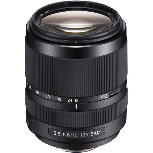 Sony DT 18–135mm F3.5–5.6 SAM