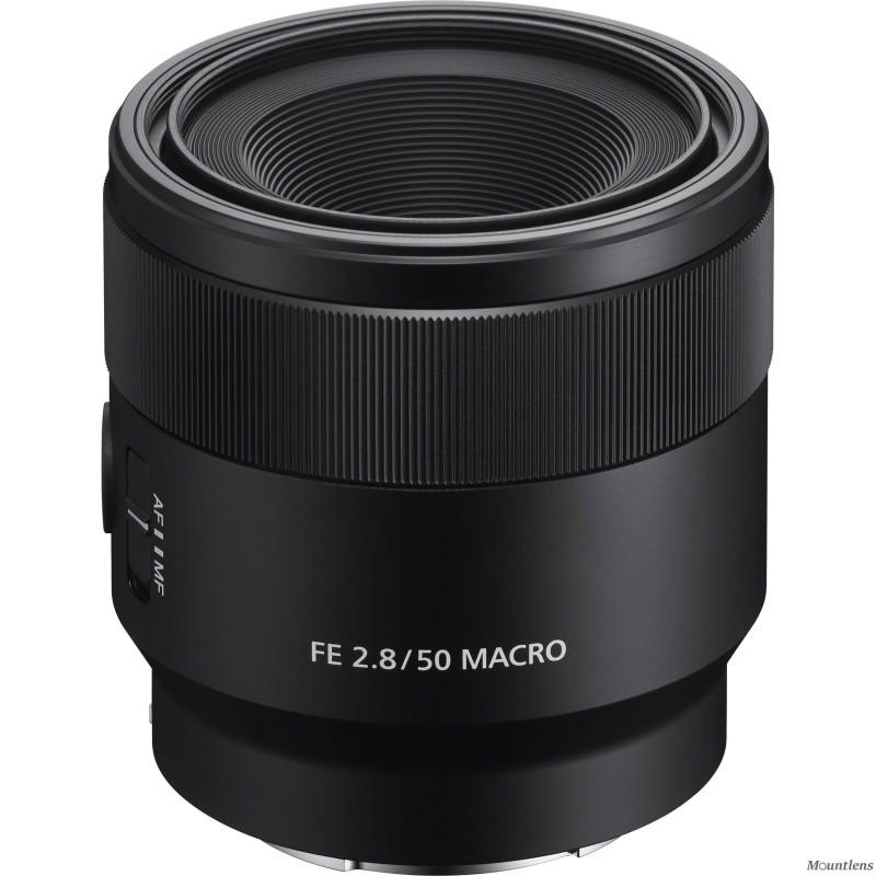 Sony Macro FE 50mm F2.8