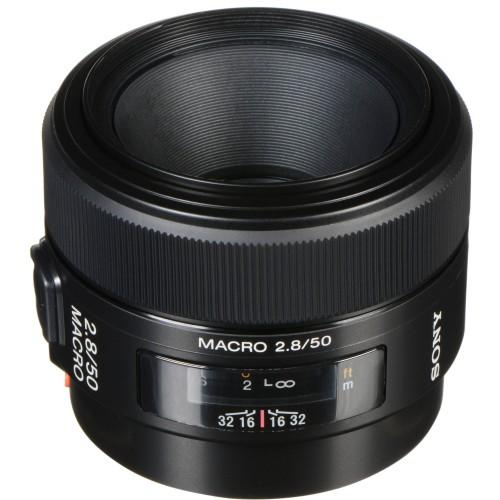 Sony Macro 50mm F2.8