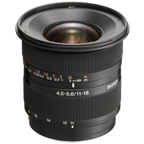 Sony DT 11-18mm F4.5-5.6