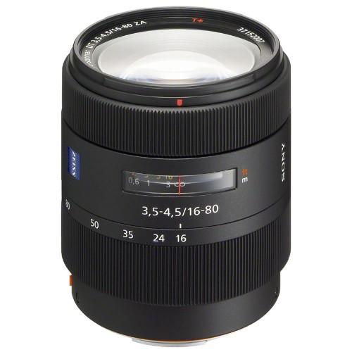 Sony Vario-Sonnar® T* DT 16-80mm F3.5-4.5 ZA