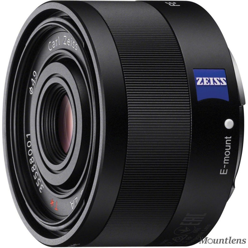 Sony Sonnar T* FE 35 mm F2.8 ZA