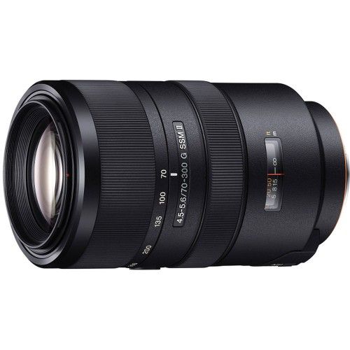 Sony 70–300mm F4.5–5.6 G SSM II